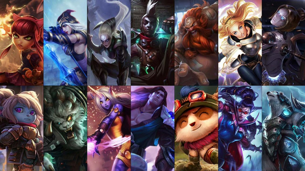 Mobafire On Twitter This Weeks Free Champion Rotation Includes
