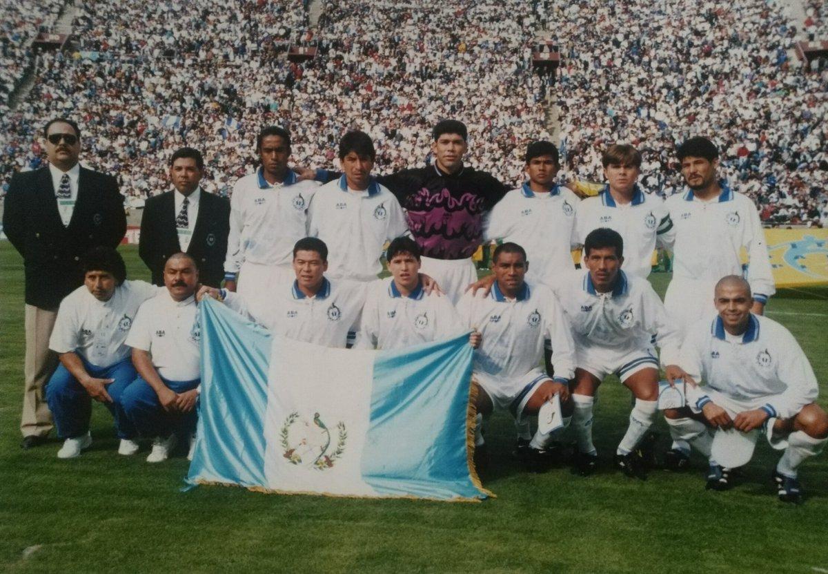 20 años atrás, se recuerdan?  #V19 #CopaOro #RecuerdosV19 #SeleccionNacional #Fedefut #Guatemala