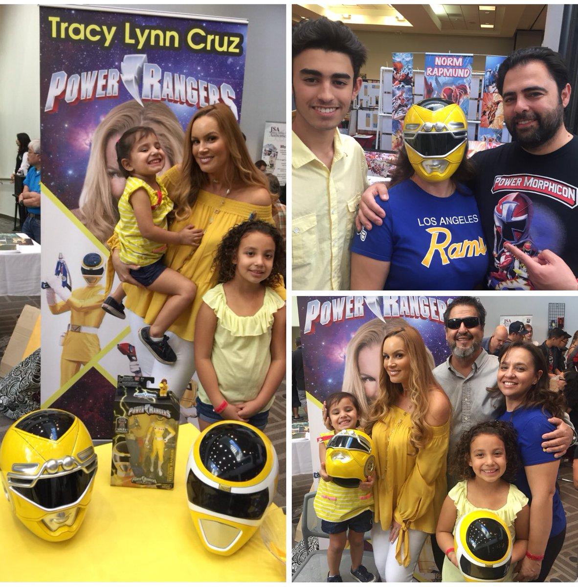 Media Tweets by Tracy Lynn Cruz (@TLCYellowRanger) | Twitter  Media Tweets by...