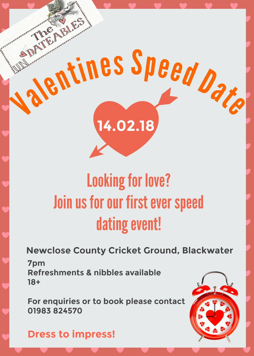 Speed Dating Isle of Wight