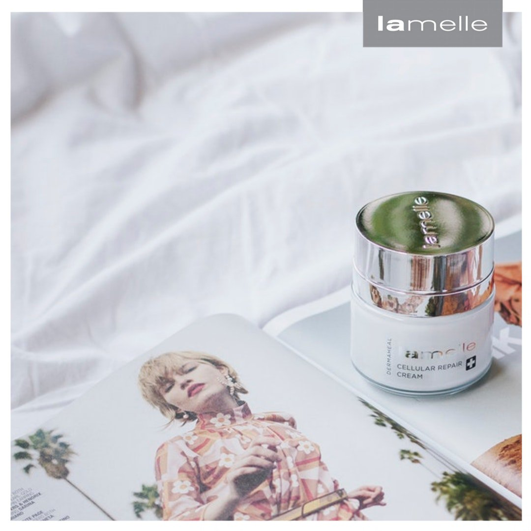 Wake up everyday with renewed confidence thanks to #Dermaheal. With its unique combination cytokines and growth factors to prevent and repair the effects of sun damage and  #Inflamageing its the best product for those who want more out of their skin care products.
