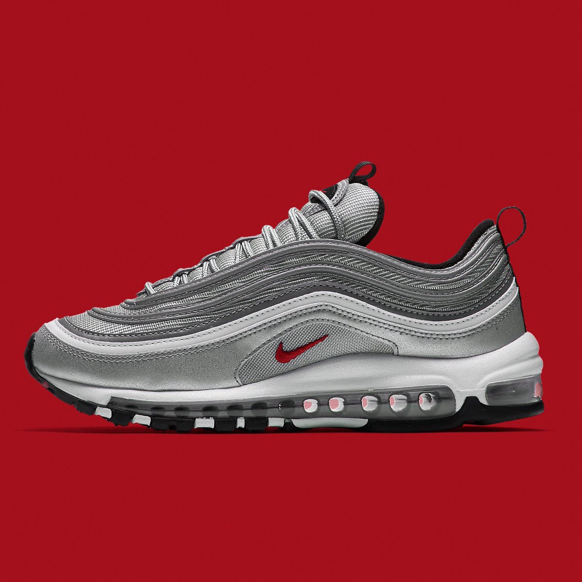 the latest e5e1a 63766 ... inexpensive champs sports on twitter og womens nike air max 97 silver  bullet now in select
