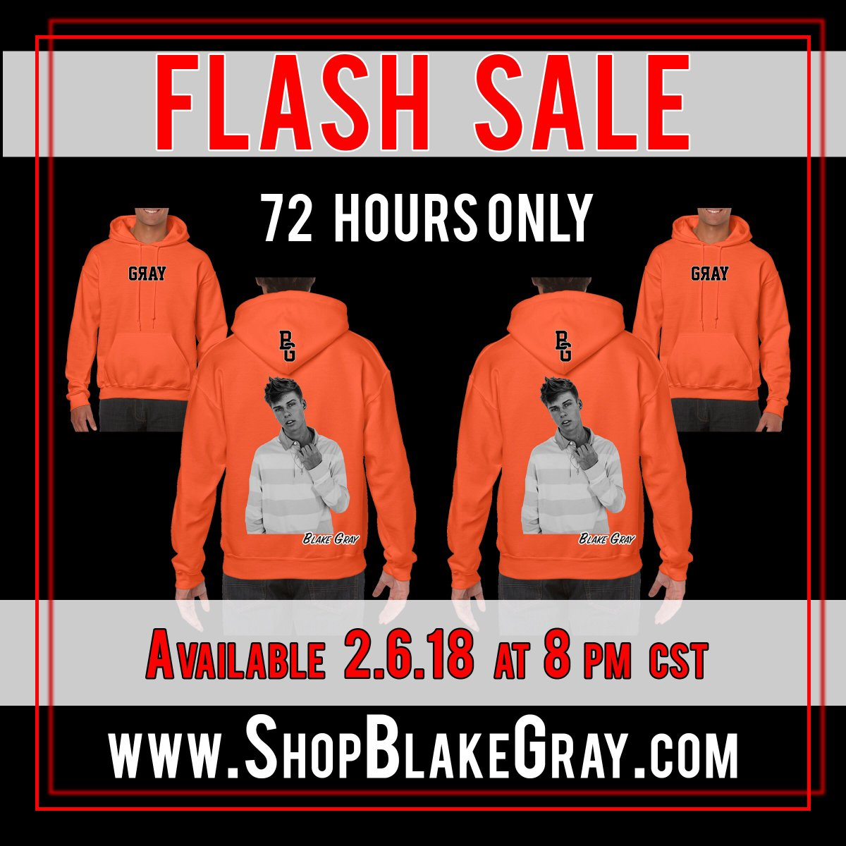 LESS THAN 24 HOURS UNTIL THE SALE!! Firs...