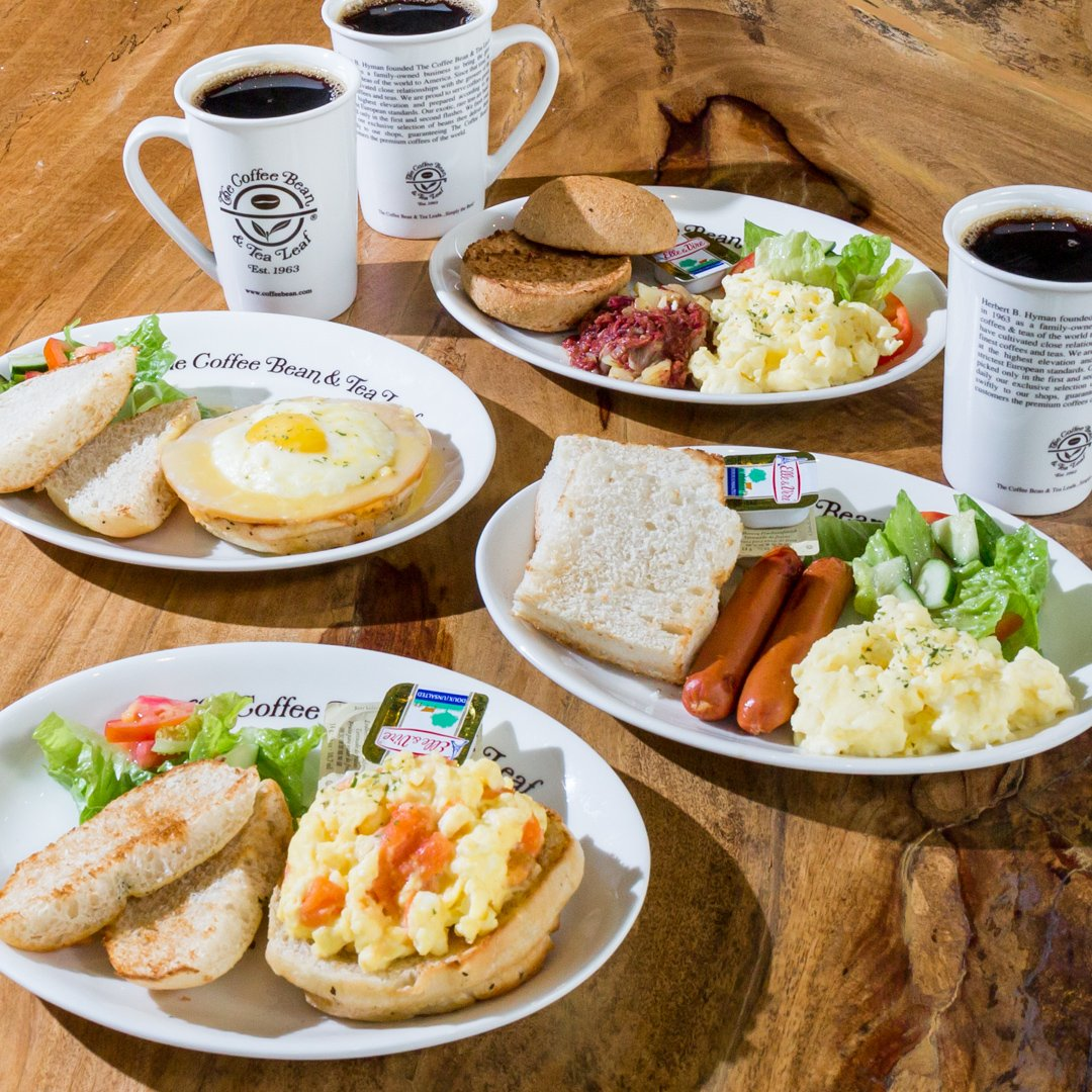 The Most Important Meal Of Day Is Made Even Better With Our All Breakfast Offerings Tell Us What S Your Favorite Dish At Coffee Bean