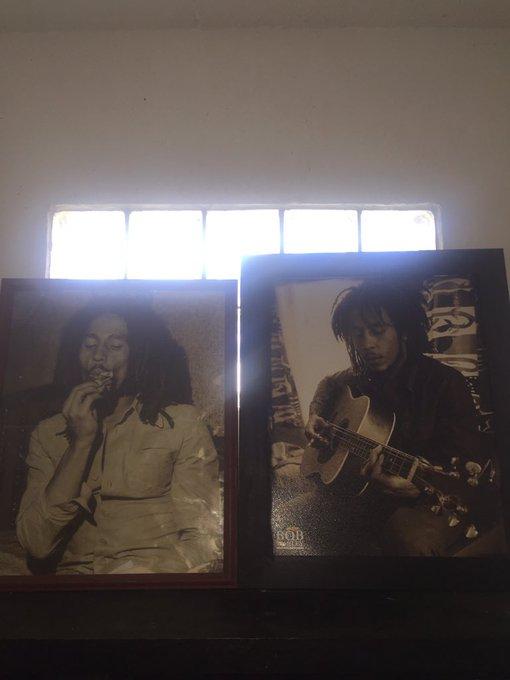 Happy Birthday To Tha Legendary Bob Marley