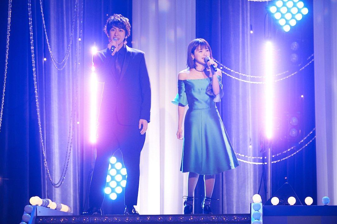 【第10話歌コーナーの思い出】 昆夏美 さんと 相葉裕樹 さんの「とびら開けて」とってもかわいらしか