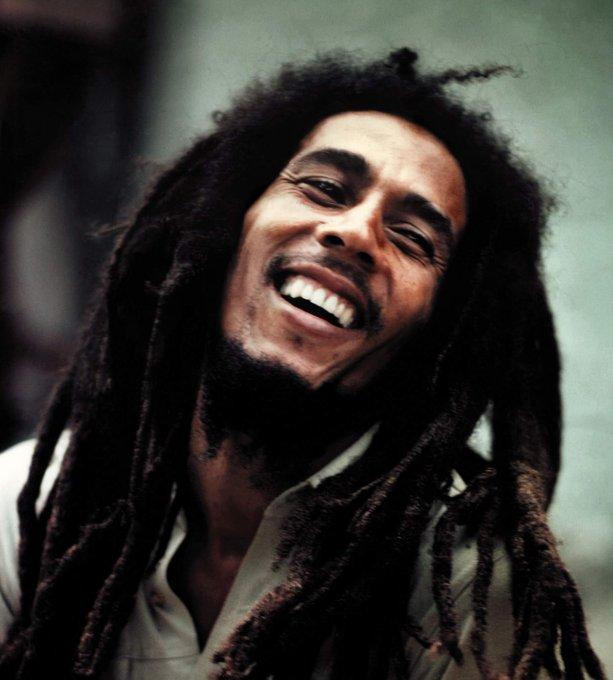 Bob Marley (Robert Nesta Marley) Birth 1945.2.6 1981.5.11 Happy Birthday