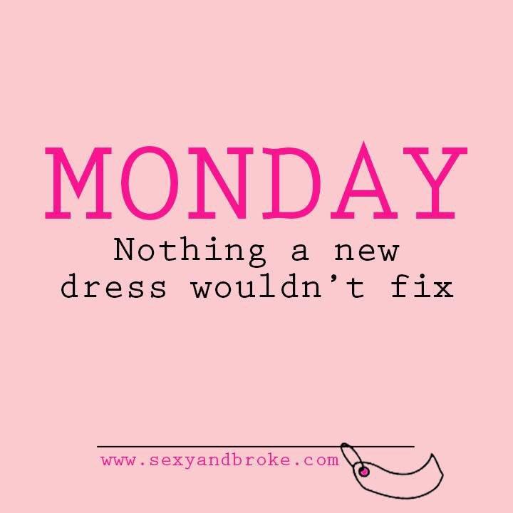 Making your monday exciting!!  http://www.sexyandbroke.com  #SexyandBroke #OnlineShopping #MondayMorning #MondayQuotes #MondayBlues #Fashion #OnlineFashion #AddToCart #LoveShopping #SaleOn #ShopNow