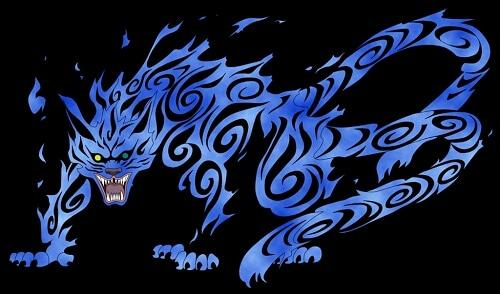 Tailed Beast Onetail Two Tail Naruto Narutoshippuden Anike Japanesepictwitter ZkRas5BxmY