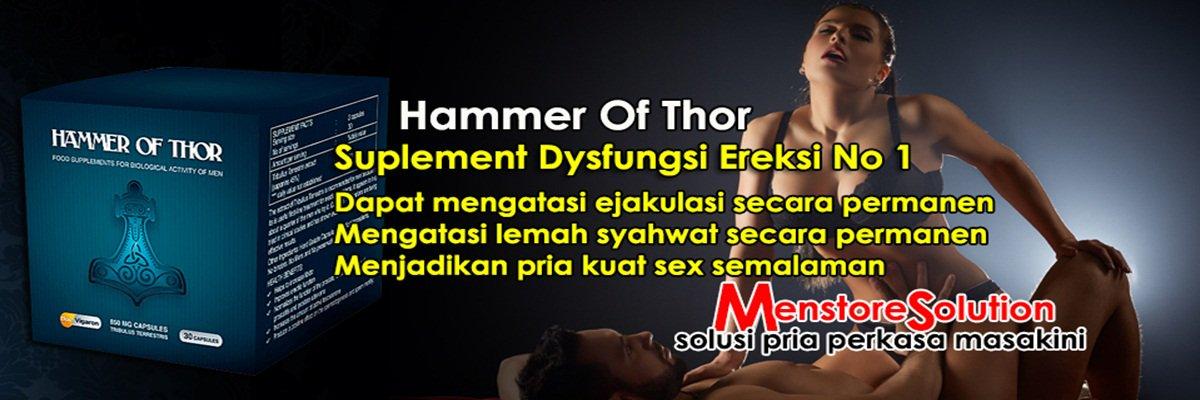 obat hammer of thor di jogja obathammeroftor twitter