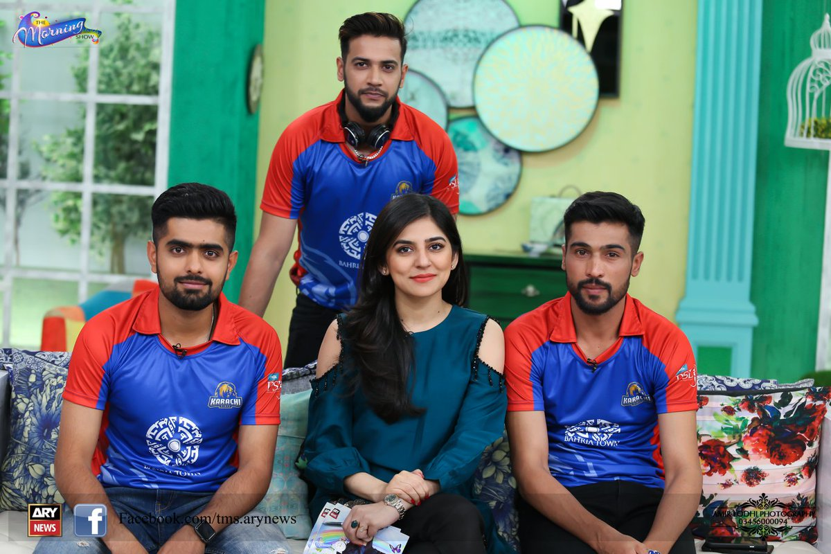 Sanam Baloch HBL PSL 2018 special - watch photos here