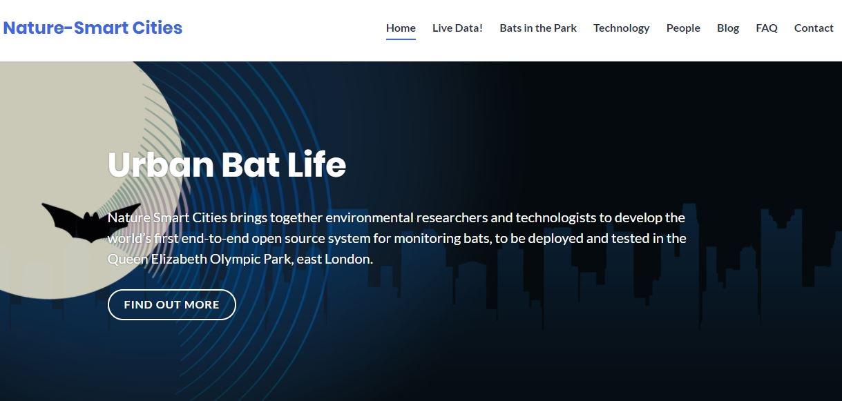 BatConservationTrust On Twitter Nature Smart Cities Brings