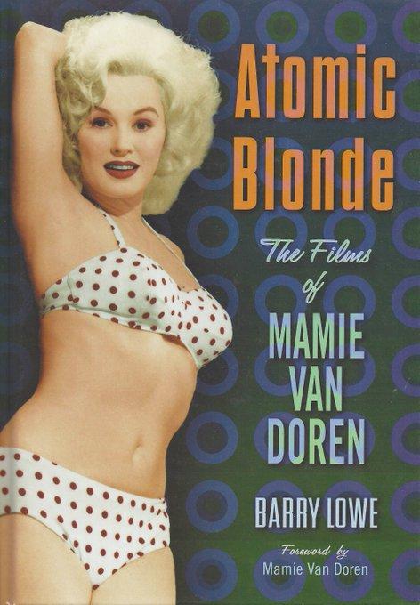 Happy birthday Mamie Van Doren (born Joan Lucille Olander; February 6, 1931