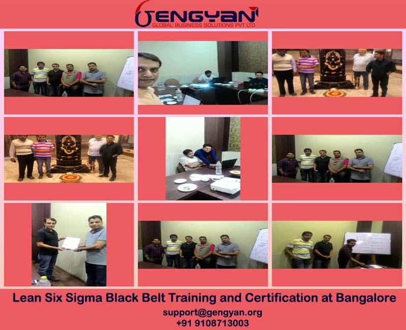 Gengyan On Twitter Successfully Lean Six Sigma Black Belt