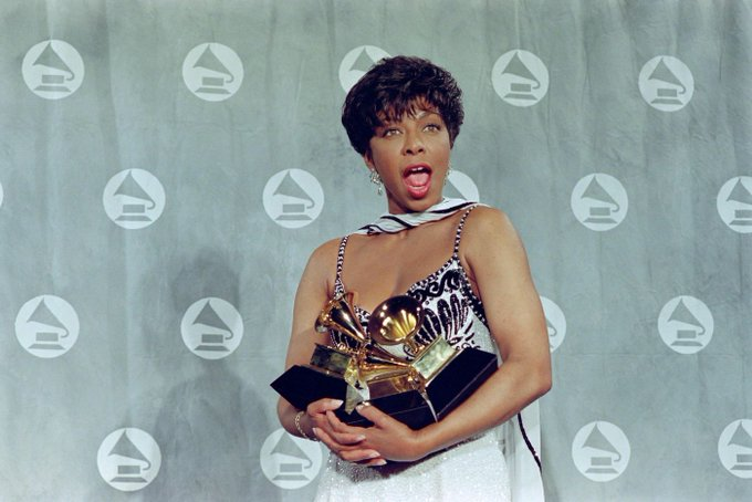 Happy Birthday to Natalie Cole who would have turned 68 today!