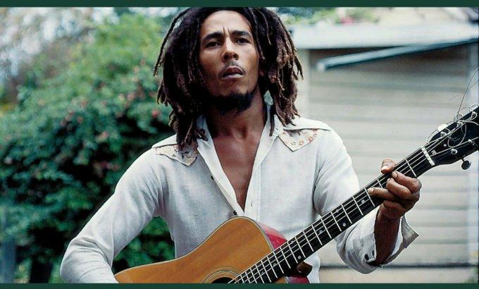 Happy birthday to legend Bob Marley!