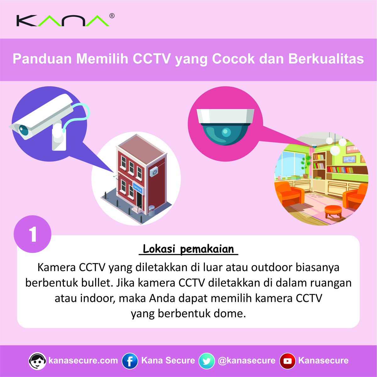 Kanasecure On Twitter How To Choose Cctv With Good Quality And Suitable For Your Need Check The Tips On Https T Co Jiwqjc0qm2 Cctv Hardware Technologies Technology Technologynews Tips Tipsandtricks Monitoring Security Securitytip