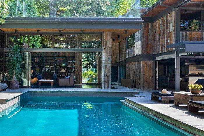 самые лучшие деревянные дома фото