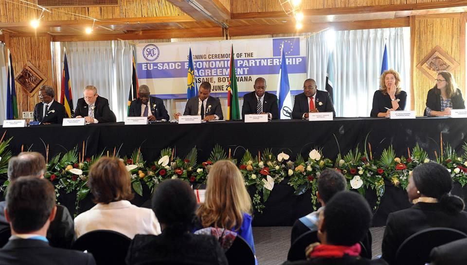 Eu Delegation To Au On Twitter On 4 Feb 2018 Mozambique Began