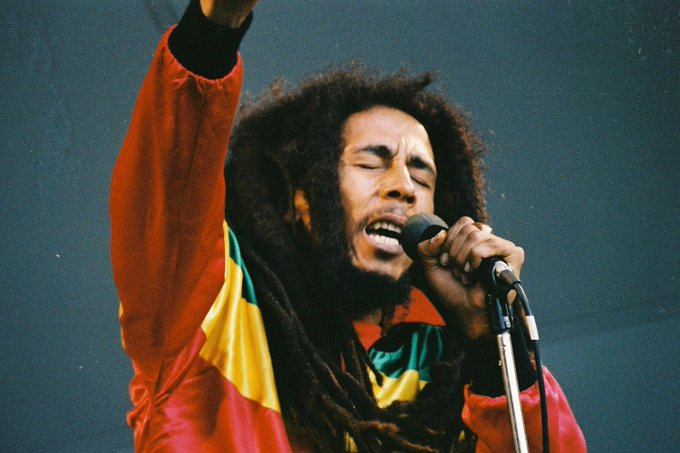 Bob Marley would have been 73 today.. Happy Birthday to the Reggae Legend...