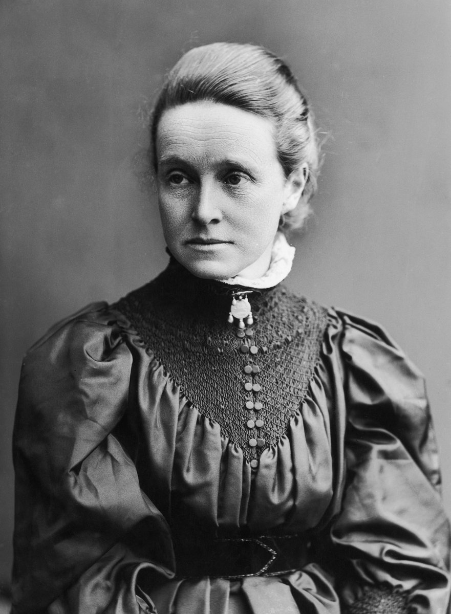 You have voted suffragist Dame Millicent Fawcett as your 'most influential' woman of the past 100 years #r4today