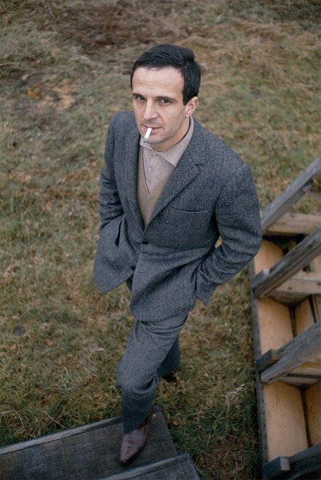 Happy Birthday to the late and great François Truffaut, one of the key figures behind the French New Wave.