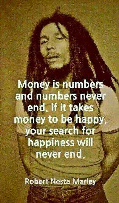 Happy birthday Bob Marley....