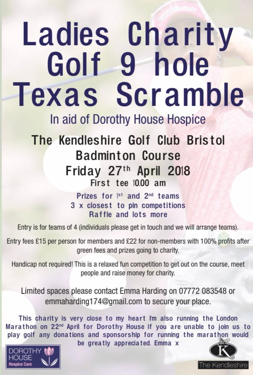 Gloucestershire Golf on Twitter:
