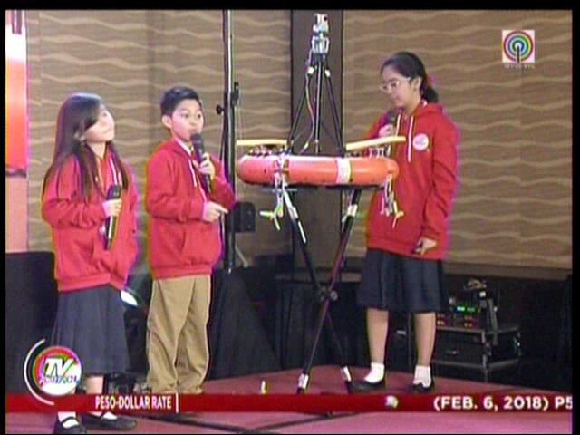 Philippine Robotics Team Humakot Ng Medalya At Awards Sa 2017