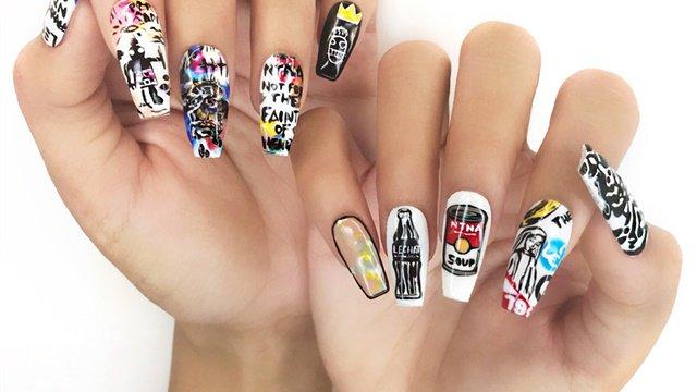 Nails Next Top Nail Artist Pop Culture Art Follow Nailsmag On Twitter