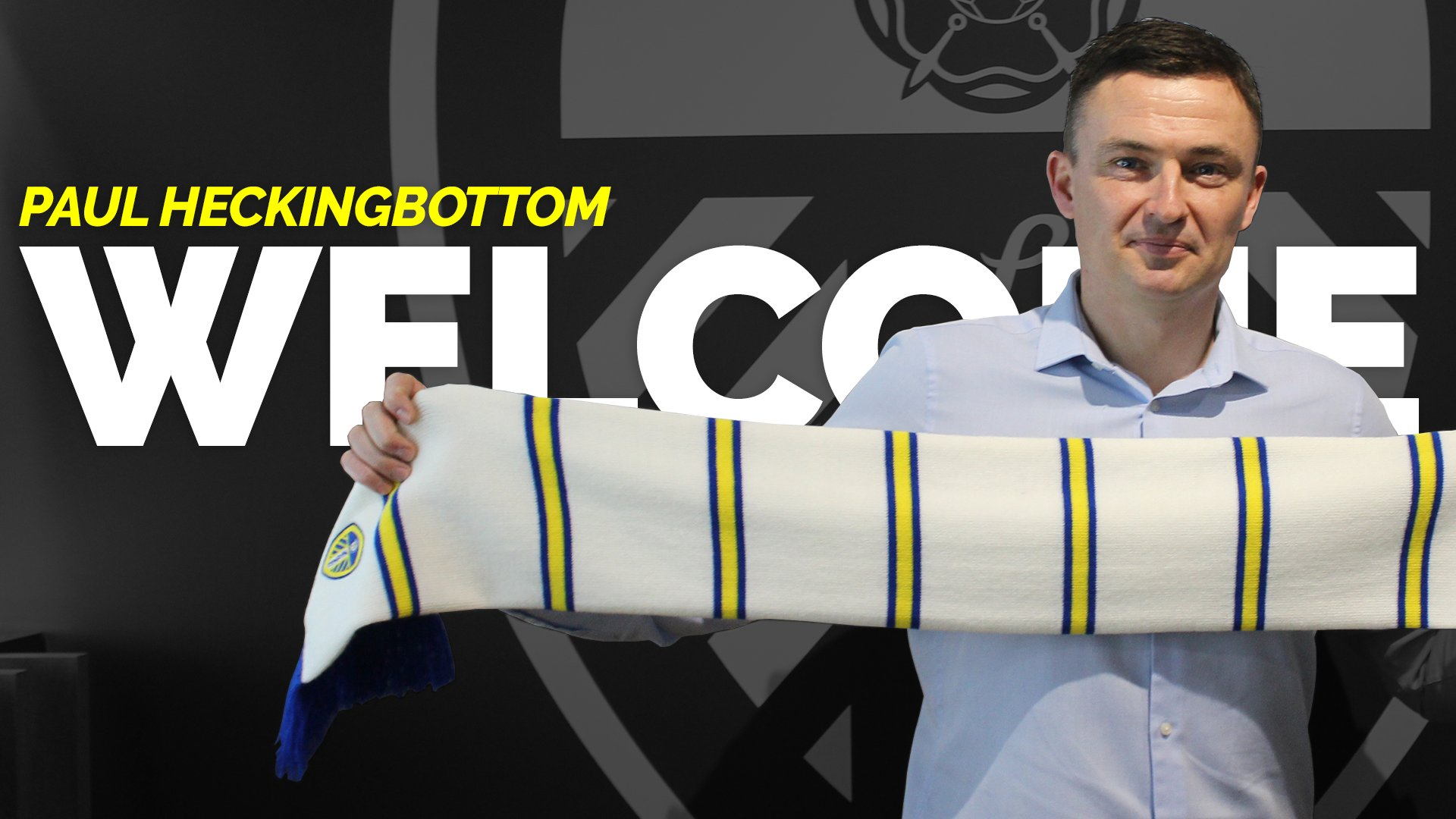 Heckingbottom tar över Leeds