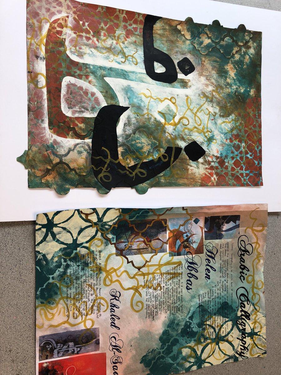 More amazing Art #EPCHS ART