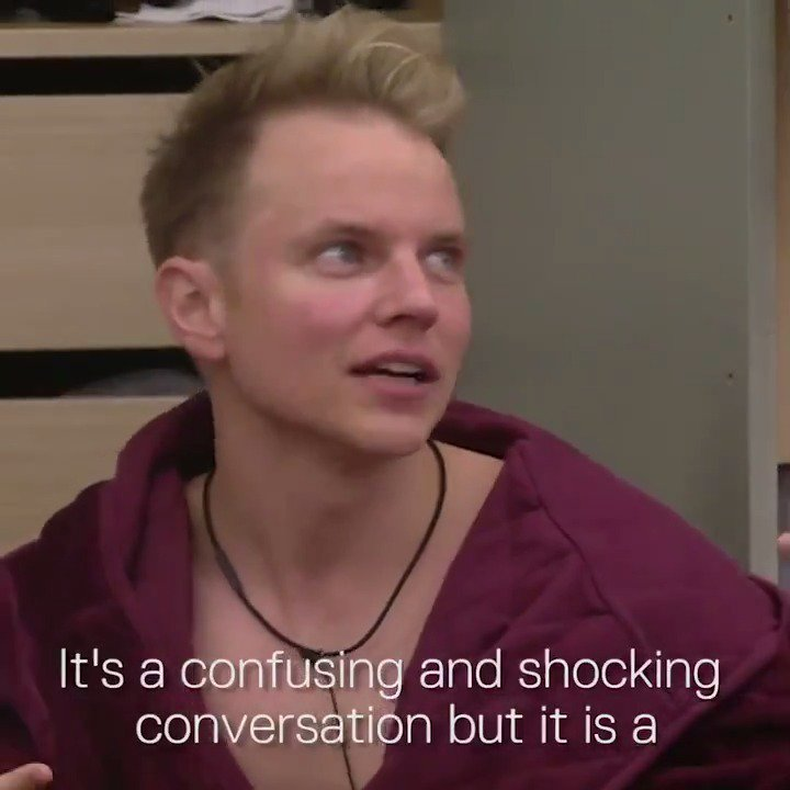 Your top clip of the series! Shane J @CourtneyAct gives the House the Courtney facts. #CBB https://t.co/d2DSpj3P2z