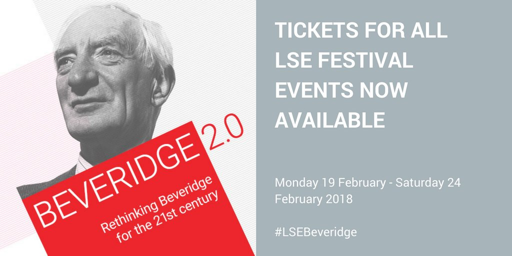 Lse on twitter tickets for all lsebeveridge festival events and the lse festival beveridge 20 marks 75 years since former lse director william beveridge launched his blueprint for a british universal care system malvernweather