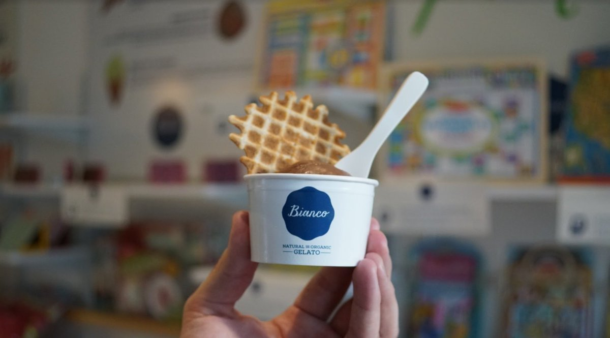 We're delighted to be named one of Florida's 14 Best Ice Cream Shops. Come experience Bianco! http://bit.ly/floridasbesticecream… #Florida #Miami #CoconuGrove #BiancoGelato
