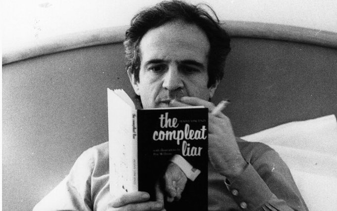 Happy birthday, Francois Truffaut!