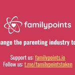 Image for the Tweet beginning: ICO Rating assigns the FamilyPoints