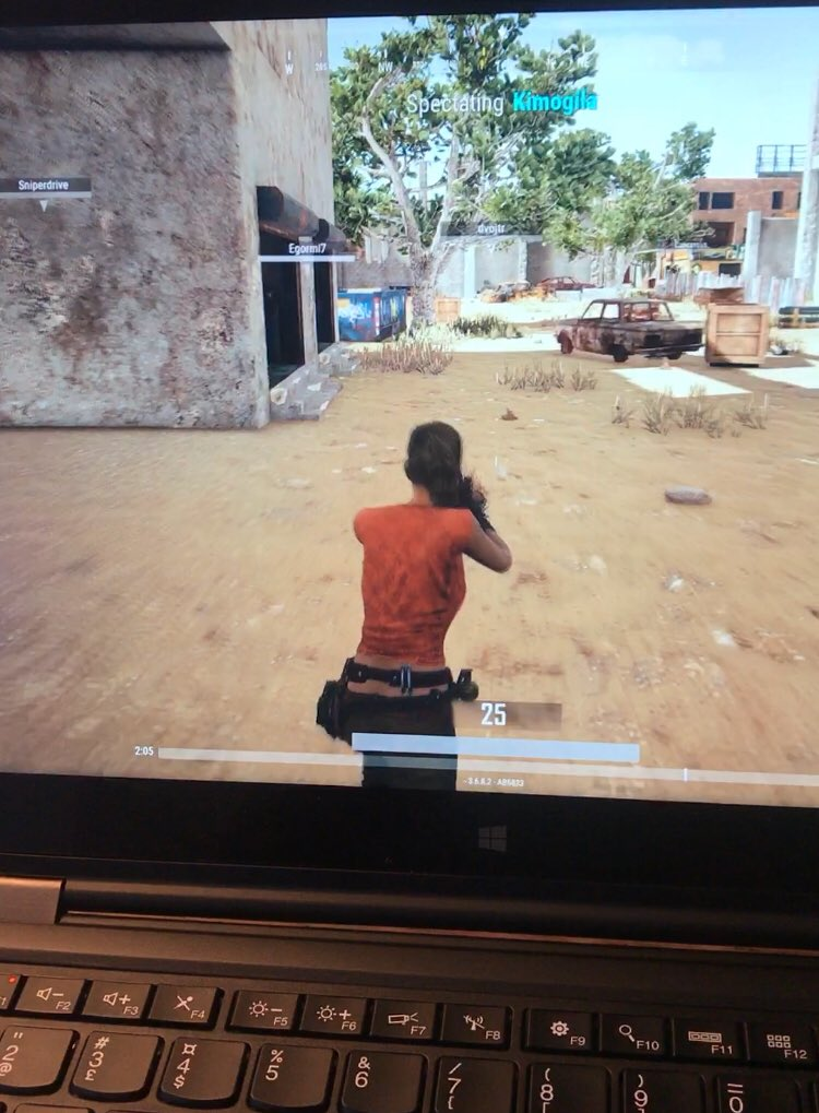 Morten Knudsen On Twitter Just Tested Pubg With Geforcenow On An Old Lenovo Laptop Everything On Ultra And It Worked Great I Am Impressed
