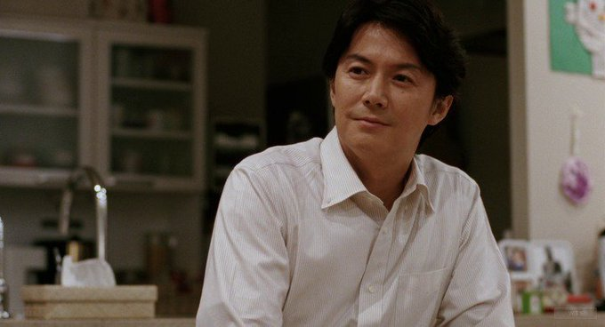 Masaharu Fukuyama was born on this day 49 years ago. Happy Birthday! What\s the movie? 5 min to answer!