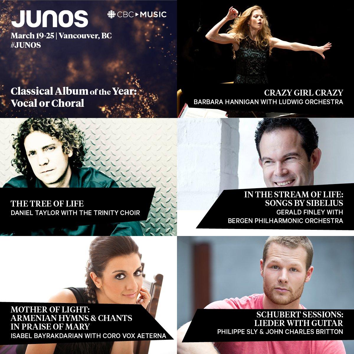 The JUNO Awards on Twitter: