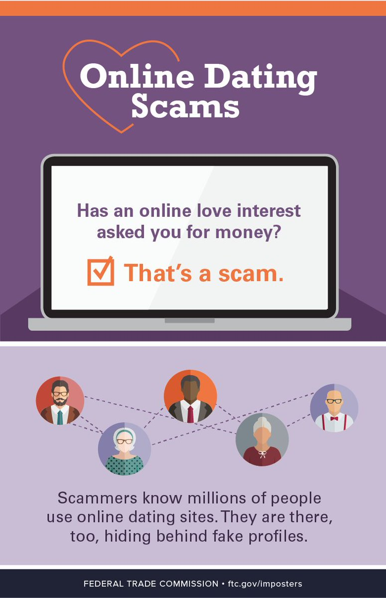 Online dating what is a scammer