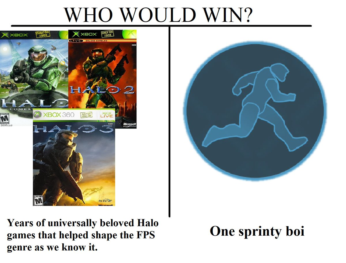 robin on twitter surprises me seeing actual good r halo posts