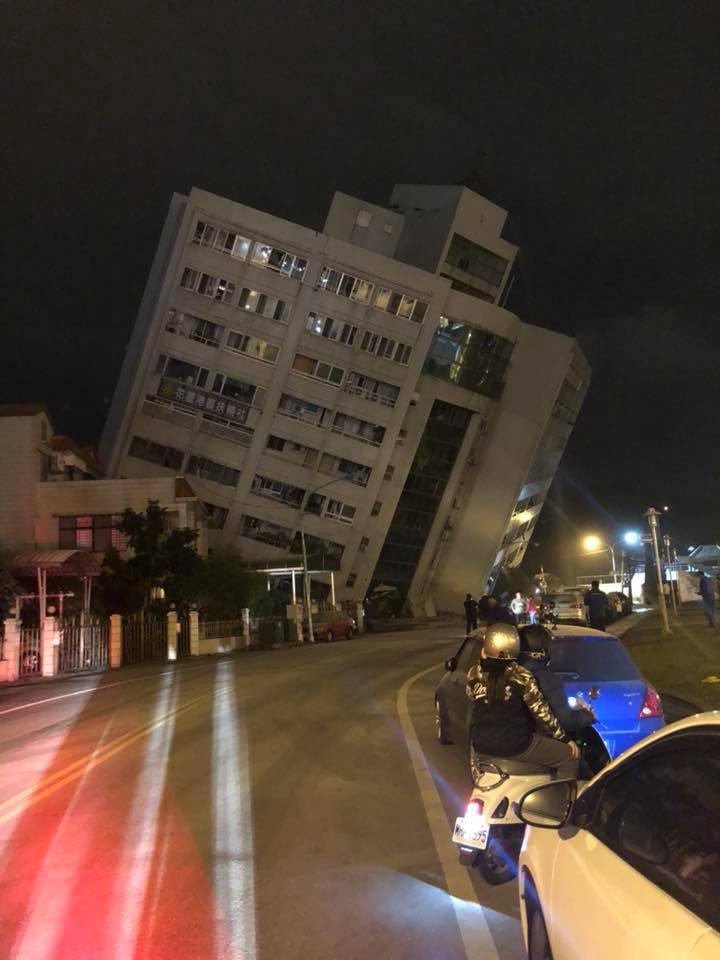 やばいだろ 台湾の地震  #台湾地震
