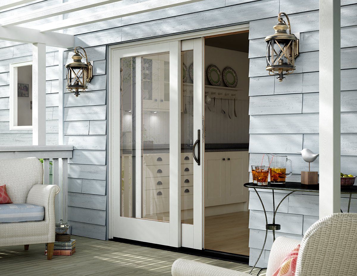 Some Sliding Glass Doors Are Installed Backward Meaning They Can Be Lifted Out Of Their Track From Outside The House