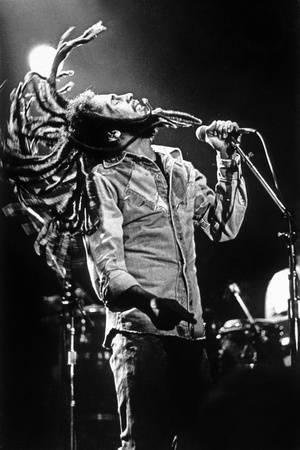Happy Birthday Bob Marley. Long Live the Gong!