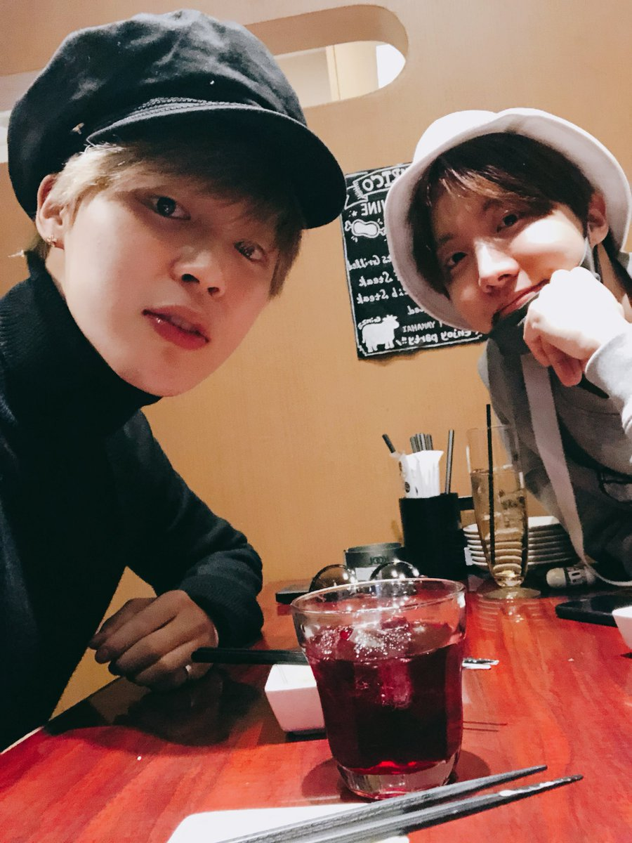 BRB, cancelling all dinner plans unless they're with @BTS_twt 🍜