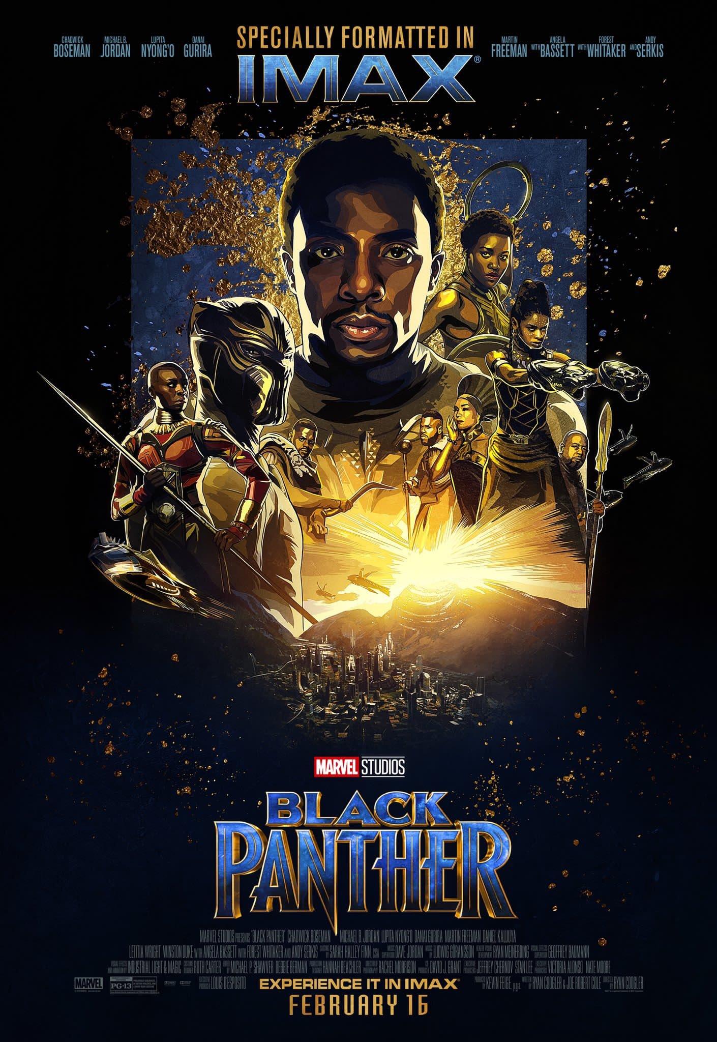 Black Panther ile ilgili görsel sonucu