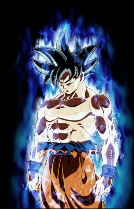 Goku Dios Y Gohan Fase Dios Gokuyandel Twitter