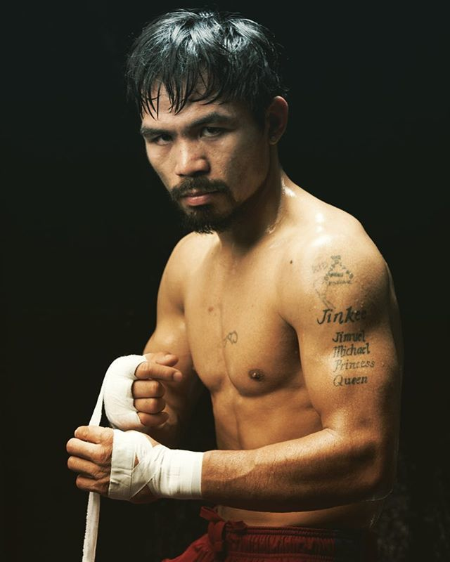 DVXfgqJXkAETXDS - Manny Pacquiao set to make his comeback, but who is he going to face?