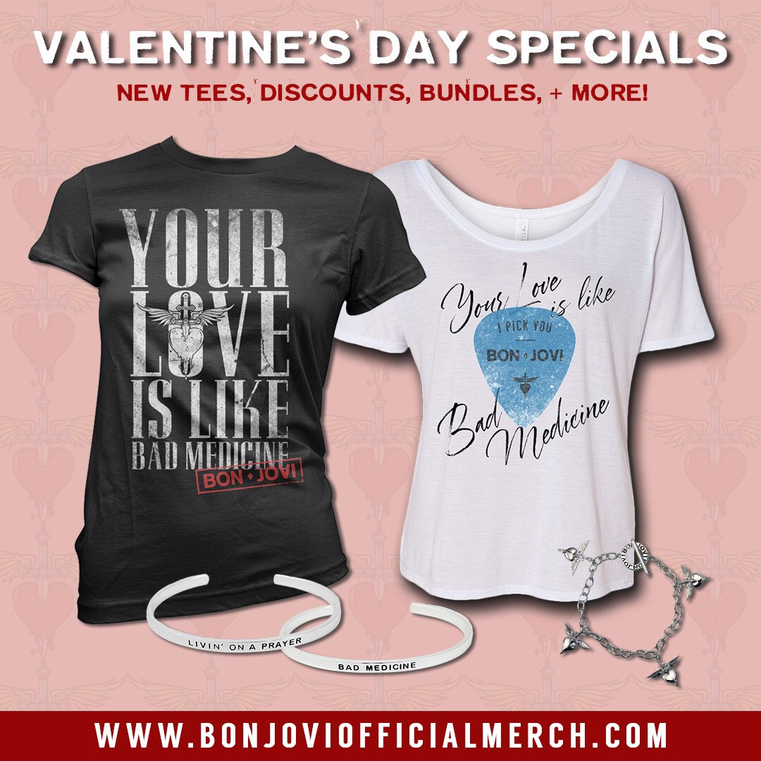 Check out the Valentine's Day specials at https://t.co/jAVp44g6wa! https://t.co/EBQ7w4MxL8